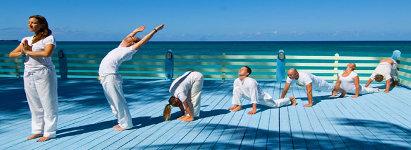 Yoga Class At Miraculous Endeavors.com