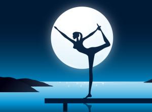 Yoga Pose On Miraculous Endeavors.com